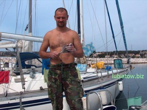 usługi szkutnicze, szkutnik, szkutnictwo, naprawa łódek i żagli - lubuskie Lubiatów