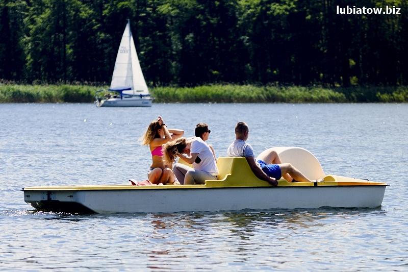 rodzinny wypoczynek - weekend nad wodą